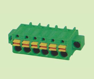 插拔式PCB接线端子KF2EDGKNM-3.5/3.81
