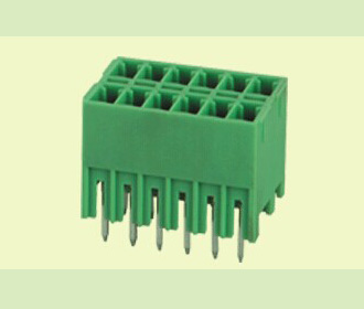 插拔式PCB接线端子KF2EDGKVH-3.5/3.81