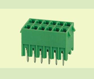 插拔式PCB接线端子KF2EDGKVG-3.5/3.81