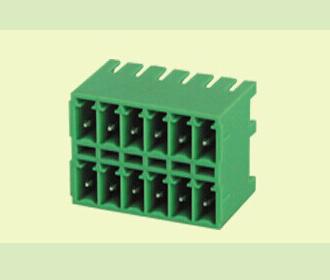 插拔式PCB接线端子KF2EDGKRH-3.5/3.81