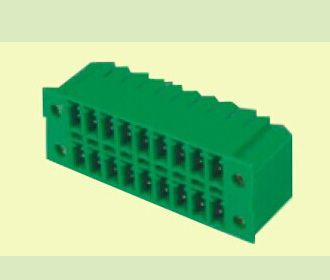 插拔式PCB接线端子KF2EDGKRM-3.5/3.81