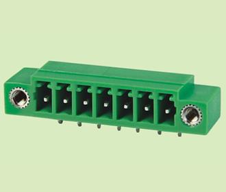 插拔式PCB接线端子KF2EDGRM-3.5/3.81
