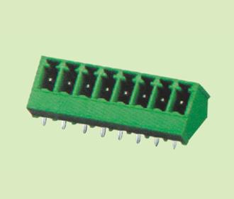 插拔式PCB接线端子KF2EDGLC-3.5/3.81