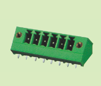 插拔式PCB接线端子KF2EDGLM-3.5/3.81