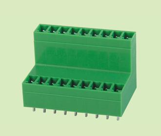 插拔式PCB接线端子KF2EDGVT-3.5/3.81