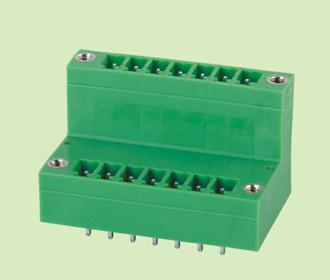 插拔式PCB接线端子KF2EDGVTM-3.5/3.81