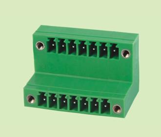 插拔式PCB接线端子KF2EDGRTM-3.5/3.81