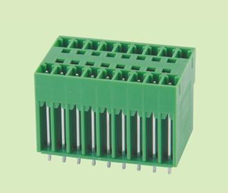 插拔式PCB接线端子KF2EDGVH-3.5/3.81