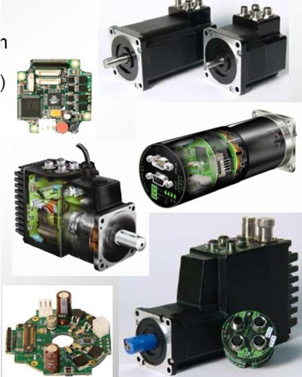 JVL一体式智能伺服电机ETHERCAT ETHERNET CAN PROFIBUS