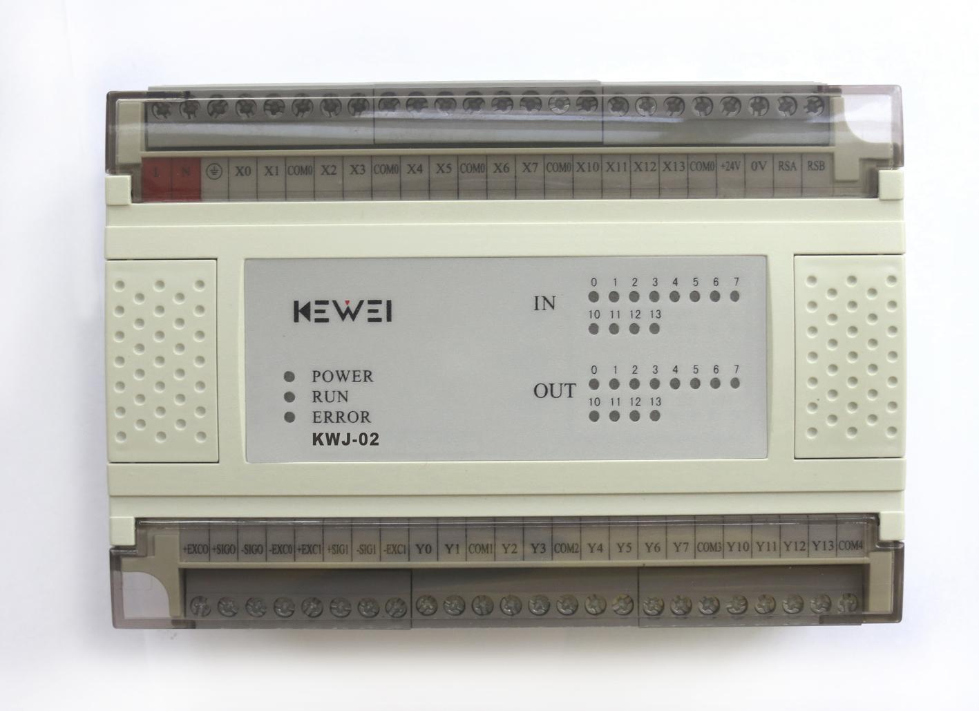 黄石科威 嵌入式控温系列PLC产品 KWJ-02