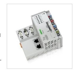 工业控制系统——带有CODESYS 3 运行环境的控制器