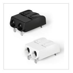 新型2061系列PCB接线端子,?#35270;赥HR焊接工艺
