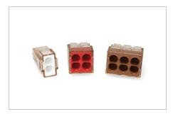 新型连接器产品可显著节省接线盒的空间