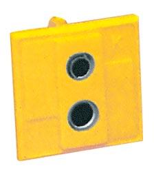 OMEGA圆孔式面板插座