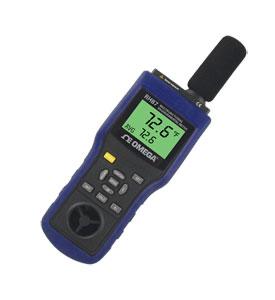 OMEGA多功能环境测量仪