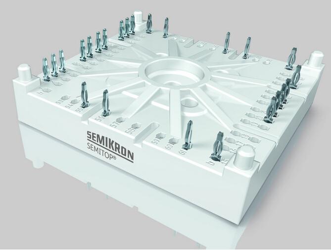 SEMITOP芯片技术