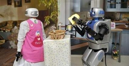 哪些工作被机器人取代