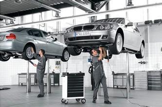 宝马数字化生产提升生产效率