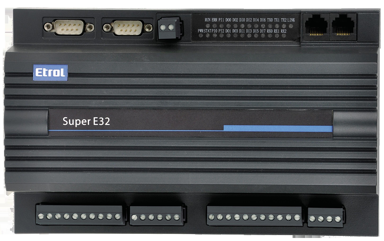 SuperE32系列一体化RTU产品
