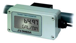OMEGA时差式超声波流量计