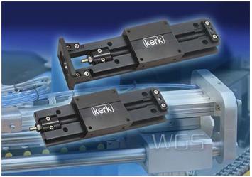 海顿科克推出全新产品-WGS系列直线导轨