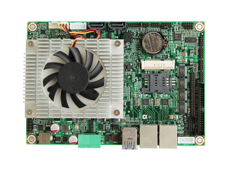 华北工控 嵌入式工业主板-EMB-4926
