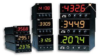 OMEGA1?32温度、过程和应变PID控制器