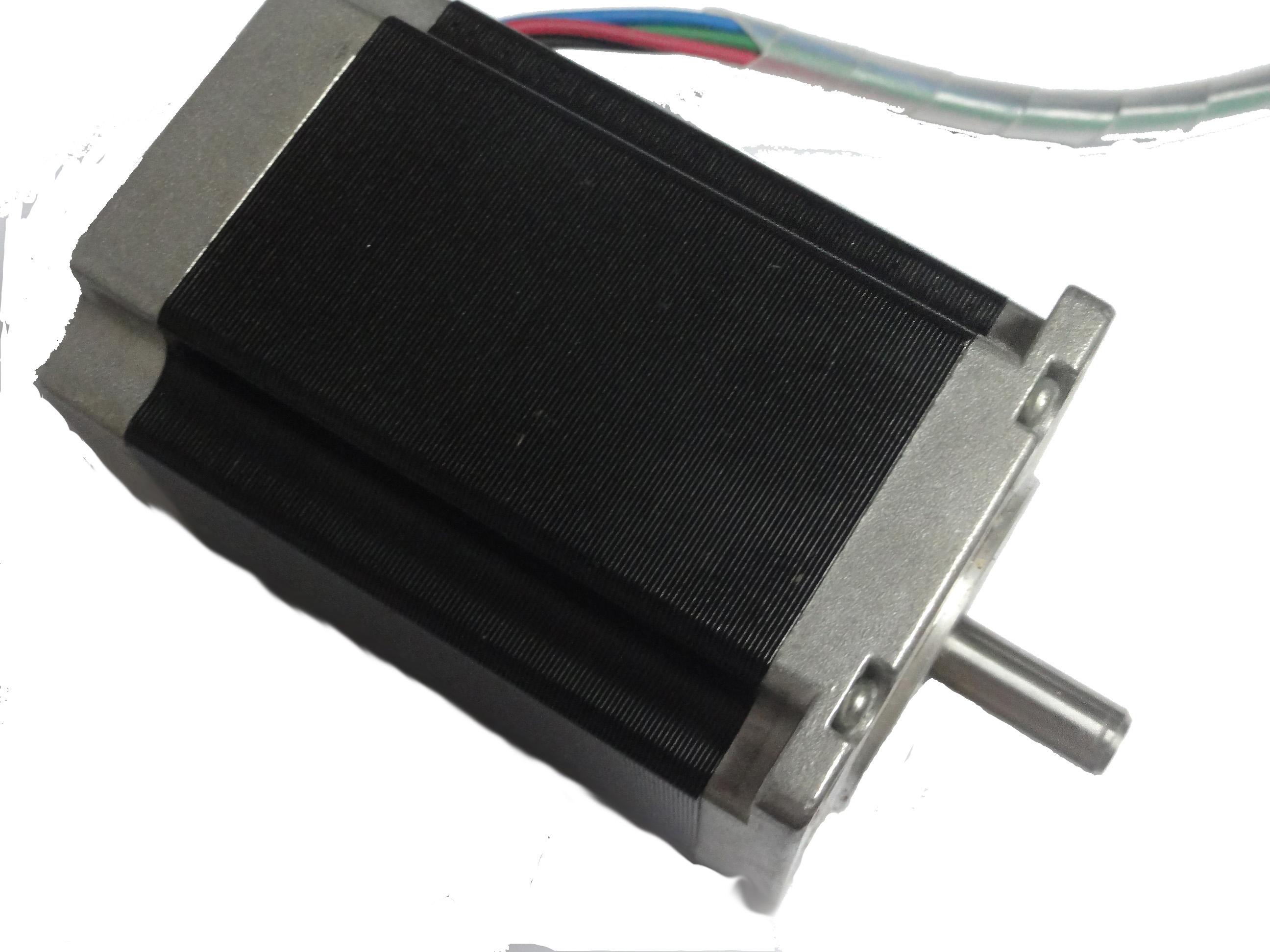 低发热大力矩输出步进电机