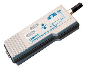 RTD到无线连接器/转换器系统