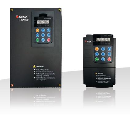VC5000系列高性能矢量变频器