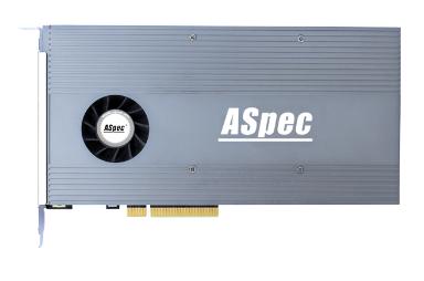 ASpec元存PCI-e存储卡应用于服务器解决方案
