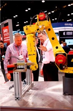 罗克韦尔自动化与 FANUC 携手共促生产优化