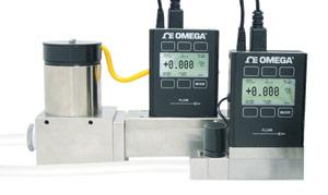 欧米茄气体质量体积流量控制器