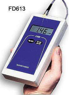欧米茄便携式多普勒超声波流量计
