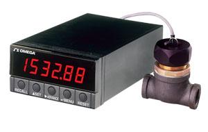 欧米茄DPF701系列1?8 DIN 6位数字速率计