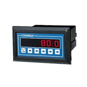 欧米茄1?8 速率计、累加器和批量控制器