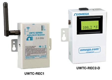 UWTC-REC系列无线连接器/ 变送器接收器