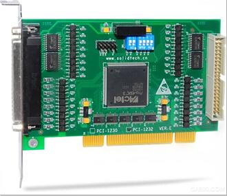 PCI-1232 / PCIe-1232