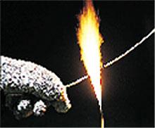 OMEGA高温热电偶测温线