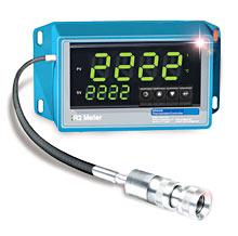 欧米茄R2超高性能2色比光纤红外线温度测量和控制系统