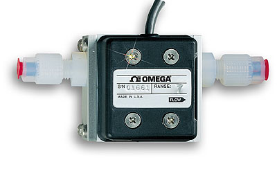 OMEGA液体流量传感器