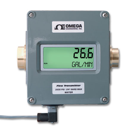 OMEGA流量计过程控制信息系统
