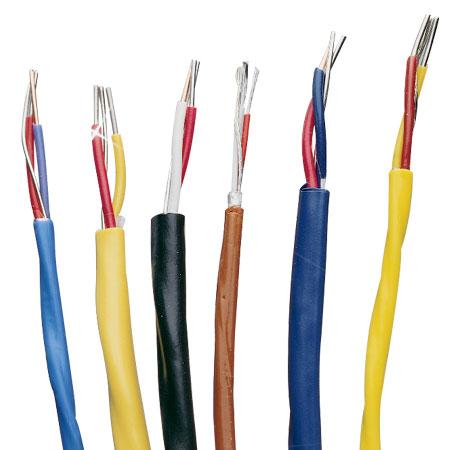 OMEGA绞合/屏蔽热电偶补偿导线
