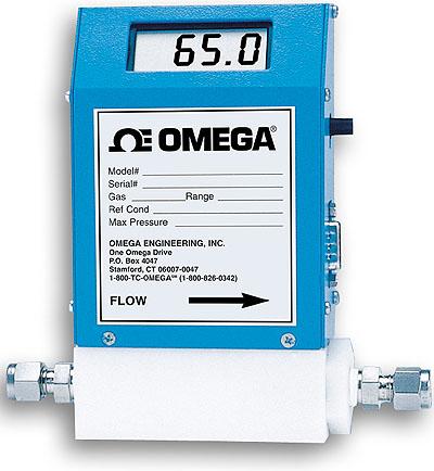 OMEGA气体质量流量计和控制器