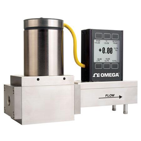 omega气体质量与体积流量控制器