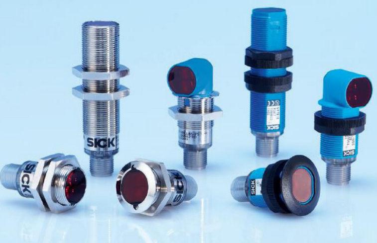 SICK GR18 圆柱光电传感器增加新型号