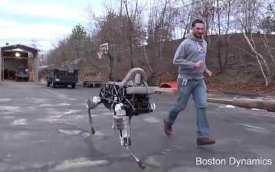 Google Atlas机器人要逆天了!