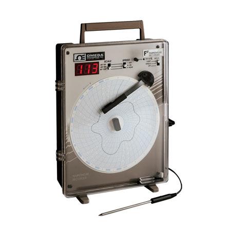 供应茄CT87系列圆形图表记录仪