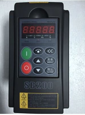 SB200-7.5T4森兰变频器现货