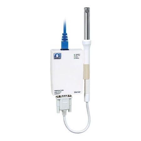 欧米茄iTHX-W3 系列温度与湿度虚拟图表记录器